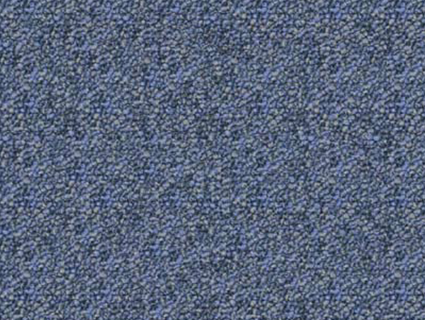Raised Access Floor Carpet - Level 3 Protection - Columbus Blue