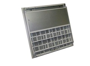 Universal 55% High Output Raised Access Flooring Air Grates - Panel